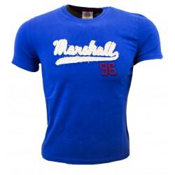 t-shirt homme bleue