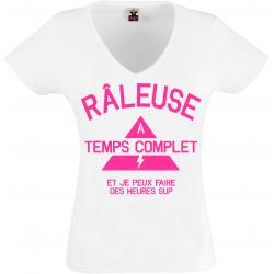 T-shirt râleuse