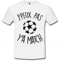 T-shirt match