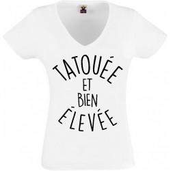 T-shirt tatouée