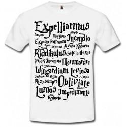 T-shirt expelliarmus