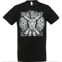 T-shirt homer manpower