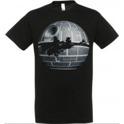 T-shirt dark yoda