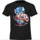 T-shirt mini captain