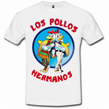 T-shirt los pollos