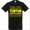 T-shirt meilleur tonton